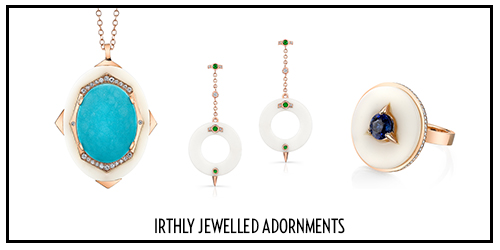 Irthly Jewelled Adornments