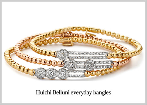 Hulchi Belluni Everyday Bangles