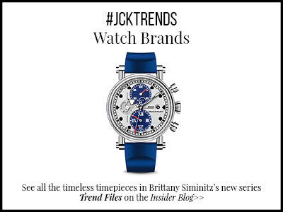 JCK Trends - Watch Brands